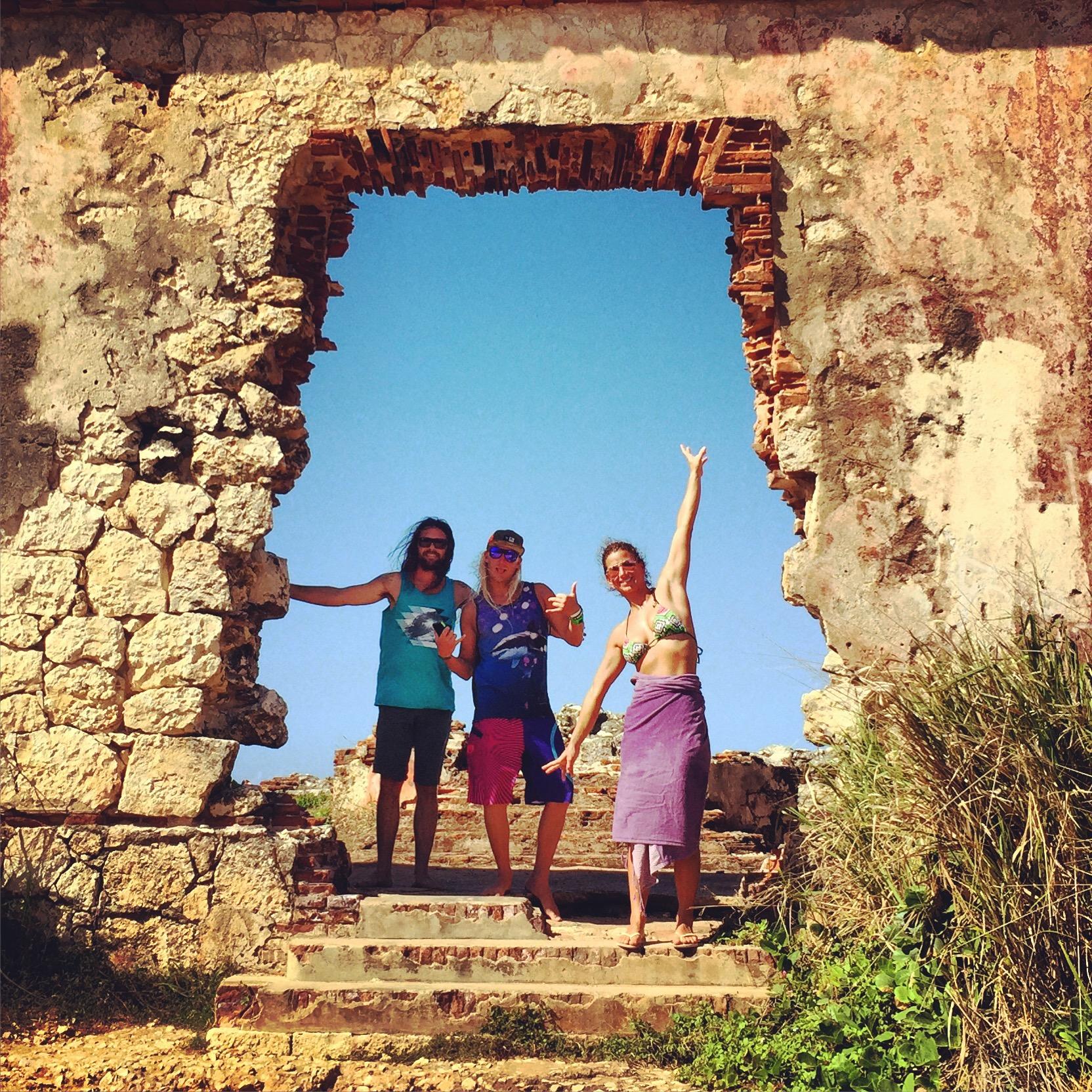 Ruin, Aguadilla