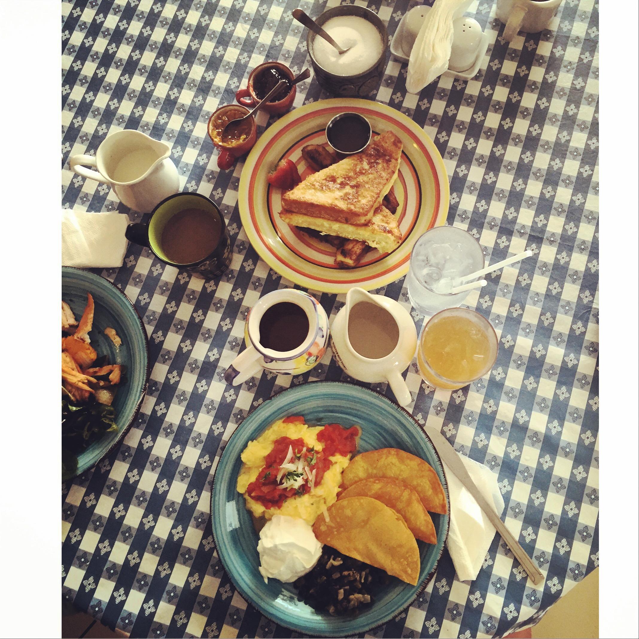 English Breakfast at RIncon