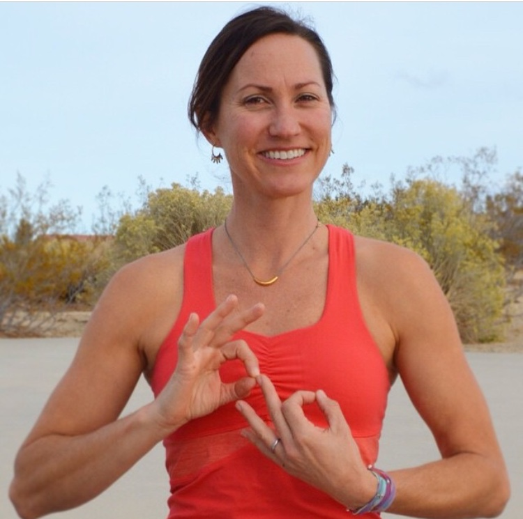 """Dharma Chakra"" hand position from @paisleyanneyoga Instagram account.  The hand position is to deepen life purpose within our hearts and our higher self.  How: 1. Right palm face sforward and is slightly higher than left.  2.Left palm faces towards your chest, pointing towards your heart.  3. Both hands form wheels, like ok symbol.  4. Tip of left ring fingers touches the tips of thumb and index fingers of right hand. Enjoy"