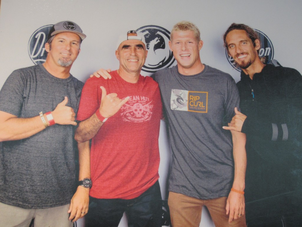 Be Humble, Be Committed, Be Relevant as a Surfer: Tony Giordano