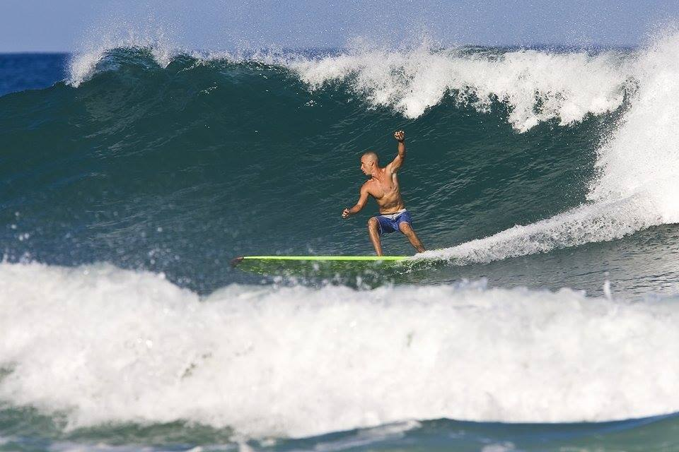 Surfing into a Better Life in Puerto Rico with Melvin Soto